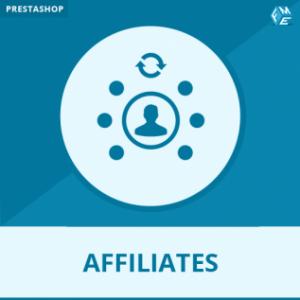 Affiliation PrestaShop Module