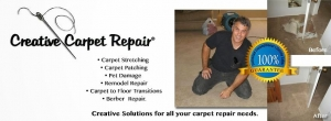 Creative Boca Raton Carpet Repair
