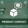 Contact Form PrestaShop module