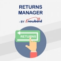 Magento Return Manager Extension by Knowband