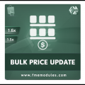 FME's Mass Price Update Module for PrestaShop