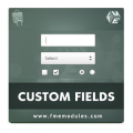 Custom Checkout Fields Extension by FME