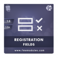 Registration Page Additional Fields in PrestaShop